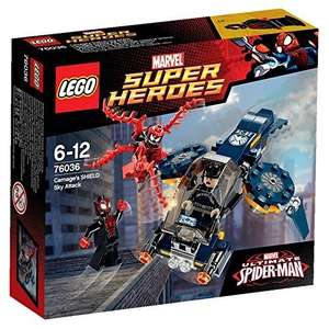 LEGO Super Heroes Carnage's Shield Sky Attack £6.98 (Prime Exclusive) @ Amazon