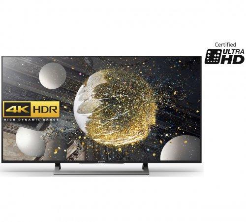 """Sony KD49XD8088BU  49"""" 4k tv HDR.  £629.10 with code @ Argos"""