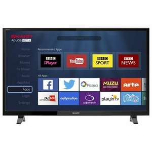 Black Friday Tesco Preview deal instore and online from Friday - Sharp 49 inch smart led tv £199