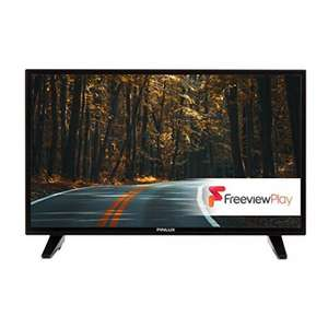Finlux 32inch 1080p smart TV with wi-fi and freeview play (free delivery) £199 Sold by Finlux Direct and Fulfilled by Amazon.