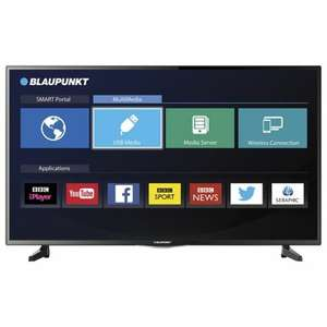 Black Friday TESCO PREVIEW Deal Blaupunkt 43 inch smart led instore and online £149 from this Friday @ Tesco
