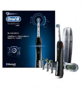 Oral B 6500 electric toothbrush - Black £69.99 instore @ Boots