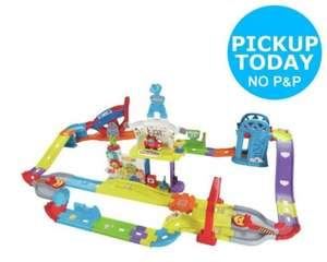 Toot Toot Super RC Raceway Was £39.99 now £24.99 @ Argos