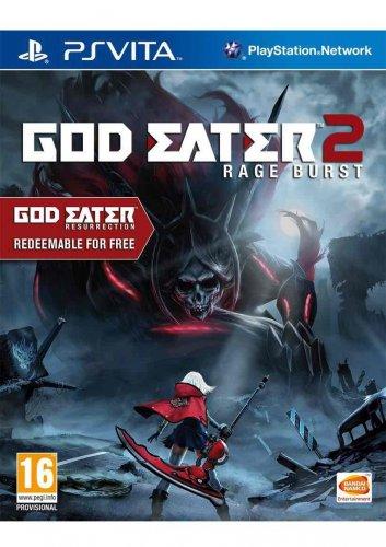 God Eater 2: Rage Burst (Includes God Eater Resurrection) (PS vita) £17.85 @ simply games   12% Cashback at Quidco