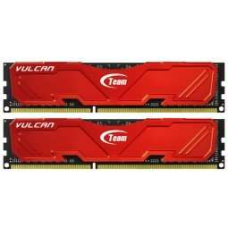 VULCAN RED 8GB FAST DDR3      2400MHz RAM Speed CAS 11-13-13-35 Timings     1.55-1.65v VDIMM £37.99 / £43.67 delivered Overclockers