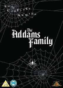 The Addams Family: The Complete Series (1964) [DVD] (free delivery £20 spend) £11.09 Prime or £13.08 non prime @ Amazon