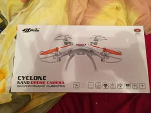Maplin online and in store  - DRONE WITH CAMERA (720p) going down to £25