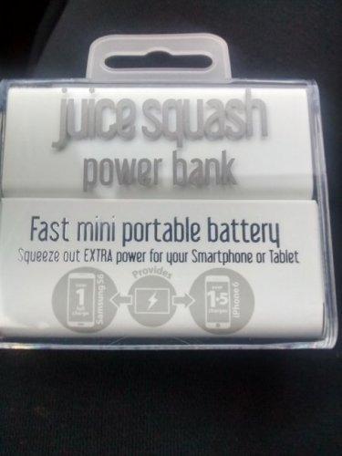 juice squash power bank £9 @ Sainsburys