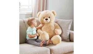 Plush Teddy Bear - collect for free £10 from Asda