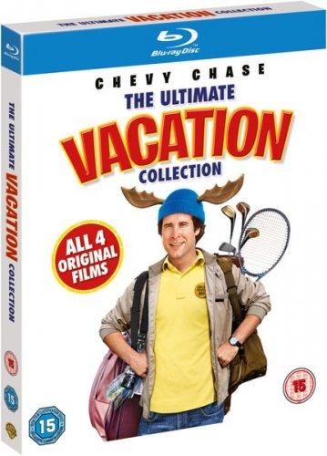 National Lampoon Vacation Boxset £8.99 or £10.98 non prime @ Amazon