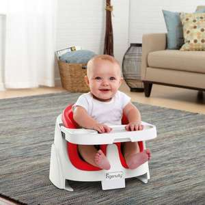 Ingenuity 2 in 1 Baby base Poppy Red £29.99 @ Smyths
