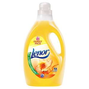 Lenor Fabric Conditioner Concentrate Summer Breeze - (2.9 = 116 Washes) ONLY £4.00 @ Sainsbury's