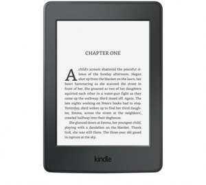 Kindle Paperwhite £79.99 Argos