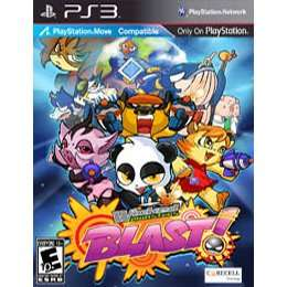 PS3 Wicked Monsters Blast! HD 90p ($0.99) @ US PSN (non UK PSN account required & USD credit)
