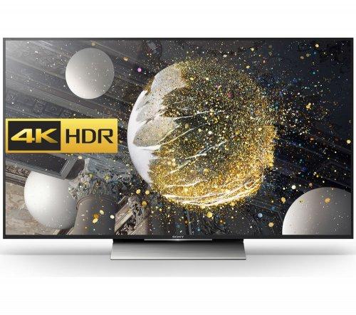 Sony Bravia KD43XD8088BU Smart 4K Ultra HD HDR 43 Inch LED TV @ Tesco Direct £588.05