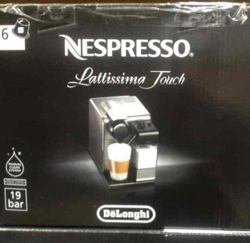 Nespresso Lattassima Touch £119.00+ VAT at Costco (£142.80)