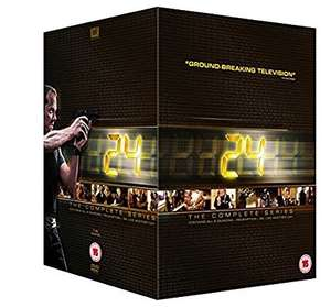 24 Complete Seasons 1-9 & Redemption £27.99 @ Amazon UK