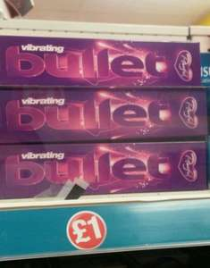 Vibrating Bullet for £1 in Poundland. Xmas sorted!