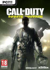 Call of Duty: Infinite Warfare (Steam) £18.04 (Using Facebook Code) @ CDKeys
