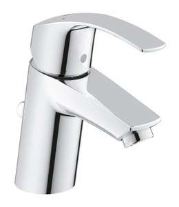 GROHE 33265002 Eurosmart Basin Tap with Pop-Up Waste Set. £32.99 delivered by Amazon