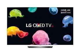 "LG OLED55B6V OLED HDR 4K Ultra HD Smart TV, 55"" @ John Lewis £1899.00"