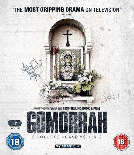 Gomorrah Complete Seasons 1 & 2 [Blu-ray] £23.99 @ Amazon