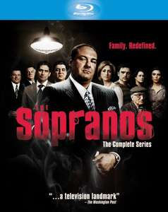 The Sopranos - Complete Collection [Blu-ray] [1999] [Region Free] , £43.19 from amazon