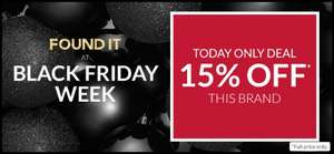 Debenhams Black Friday deals - 15% off Benefit - TODAY ONLY