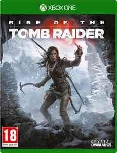 Rise of The Tomb Raider Xbox One £24.99 @ Zavvi