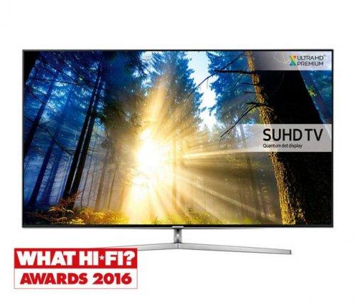 SAMSUNG UK 49KS8000 -  £1199 at Richersounds (TV100 save 100 of tv)