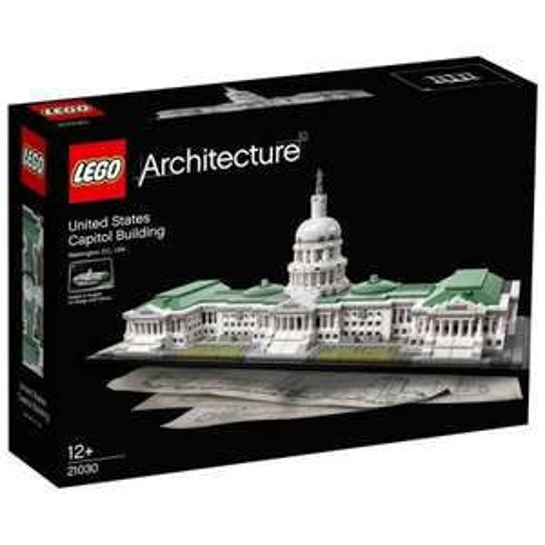 LEGO Architecture United States Capitol Building 21030 £56 @ Jadlam Racing