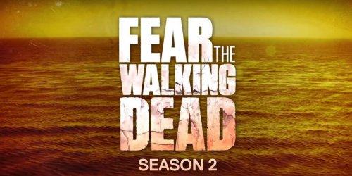 Fear the walking dead season 2 FREE