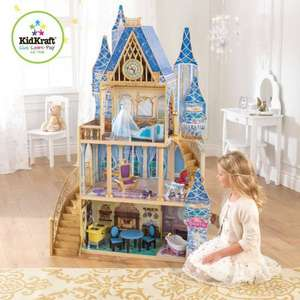 Cinderella Doll House by Kidkraft - £79.99 Delivered at Costco (5% surcharge for non members)