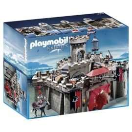 Playmobil hawk Knights castle £40 @ Tesco direct