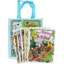 Silly Story Book Collection - 5 Books with Carry Bag £3.50  @ the works  free c&c