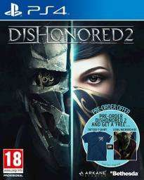 Dishonored 2 @ grainger games in store - £30