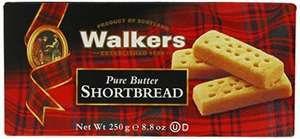 **expired**Walkers Shortbread Fingers 6X 250 g £6.69 prime or £11.44 non prime @ Amazon