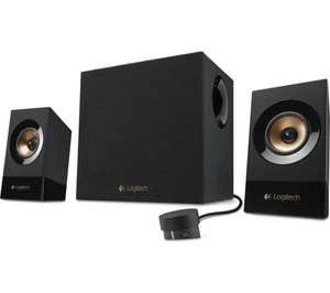 LOGITECH Z533 Multimedia 2.1 PC Speakers £47.99 @ PC World
