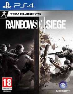 Tom Clancy's Rainbow Six: Siege PS4 & Xbox One @ Tesco