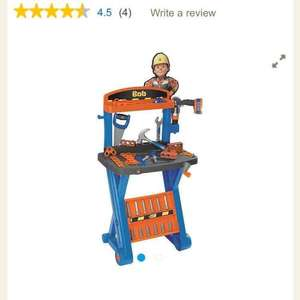 bob the builder my first work bench at Tesco Direct for £20