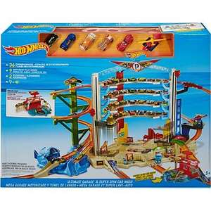 Hot wheels Ultimate Garage £60!!!! Was £89 @ Asda