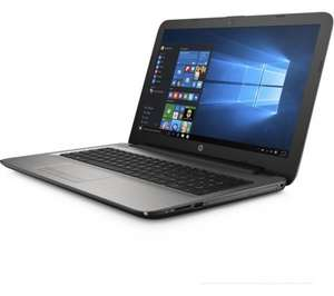 "HP 15-ay170sa 15.6"" Laptop - Silver at Currys for £349"