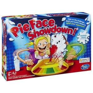 PieFace Showdown £16.98 with Prime from Amazon (or add £4.75)