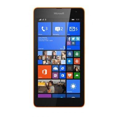 EXPIRED!! Sim Free Microsoft Lumia 535 Orange (Grade A Refurb) £30. Edit: Get a Free Celcus Bluetooth Soundbar (worth £20) with every order!  @ Phone Shop by Sainsbury's
