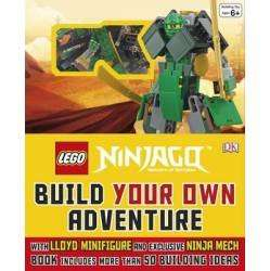 LEGO Ninjago Build Your Own Adventure @ Tesco Direct for £5 delivered