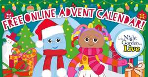 Free online Advent Calendar with Igglepiggle and friendsWin VIP Family Tickets worth £168 Plus 30,000 special gifts!