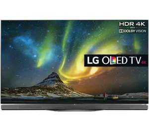 "Black Tag deal ""2016 King TV"": LG TV OLED55E6V 55inch OLED HDR4k UHD Smart TV Wifi Bluetooth at Curry's"