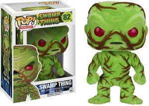 DC Heroes Pop! Vinyl Figure Swamp Thing £5 @ Forbidden Planet