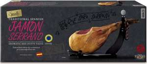 Serrano Ham Leg £27.99 @ Aldi (On Sale Thursday 24th November)