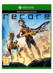 [Xbox One] Recore - £15.99 (As New) / Grand Theft Auto V - £19.99 (Good) - Student Computers